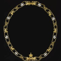19. great britain, the most distinguished order of saint michael and saint george |