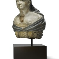 1206. bust of a womanamerican school, circa 1850 | bust of a womanamerican school, circa 1850