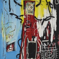 13. Jean-Michel Basquiat