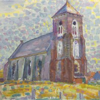 9. Piet Mondrian