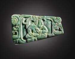 2. maya plaque