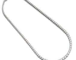 30. diamond necklace