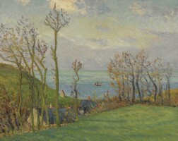 124. Maxime Maufra