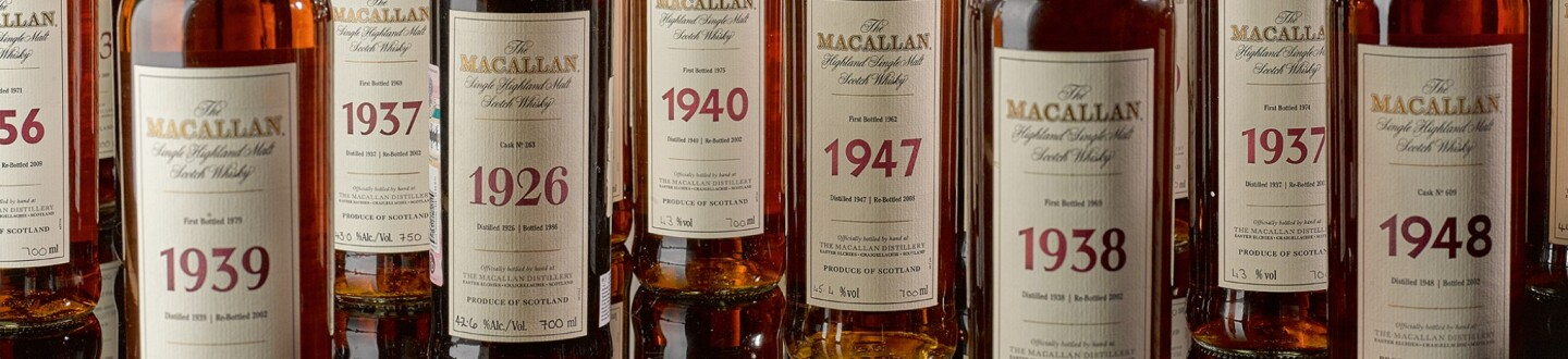 The Macallan, 18 Years Old, Gran Reserva (1979).