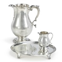 345. a group of georgian silver table articles, london, 1726-1792 |