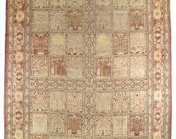 470. a tabriz carpet, northwest persia