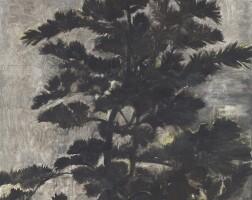 911. 張恩利 樹 油畫畫布 二〇〇三年作