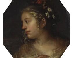 18. Francesco del Cairo, called Cavaliere del Cairo