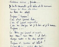 218. Desnos, Robert -- Gaston-Louis Roux