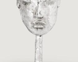 159. elizabeth garouste and mattia bonetti | masque table lamp, designed in 1984