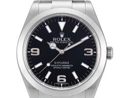 2011. Rolex