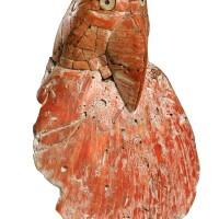 11. sculpture aviforme en coquillageculture wari700-1000 ap. j.-c. |