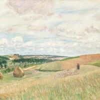42. Camille Pissarro