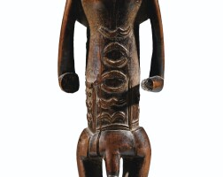 18. statue, bembe-dondo, république du congo