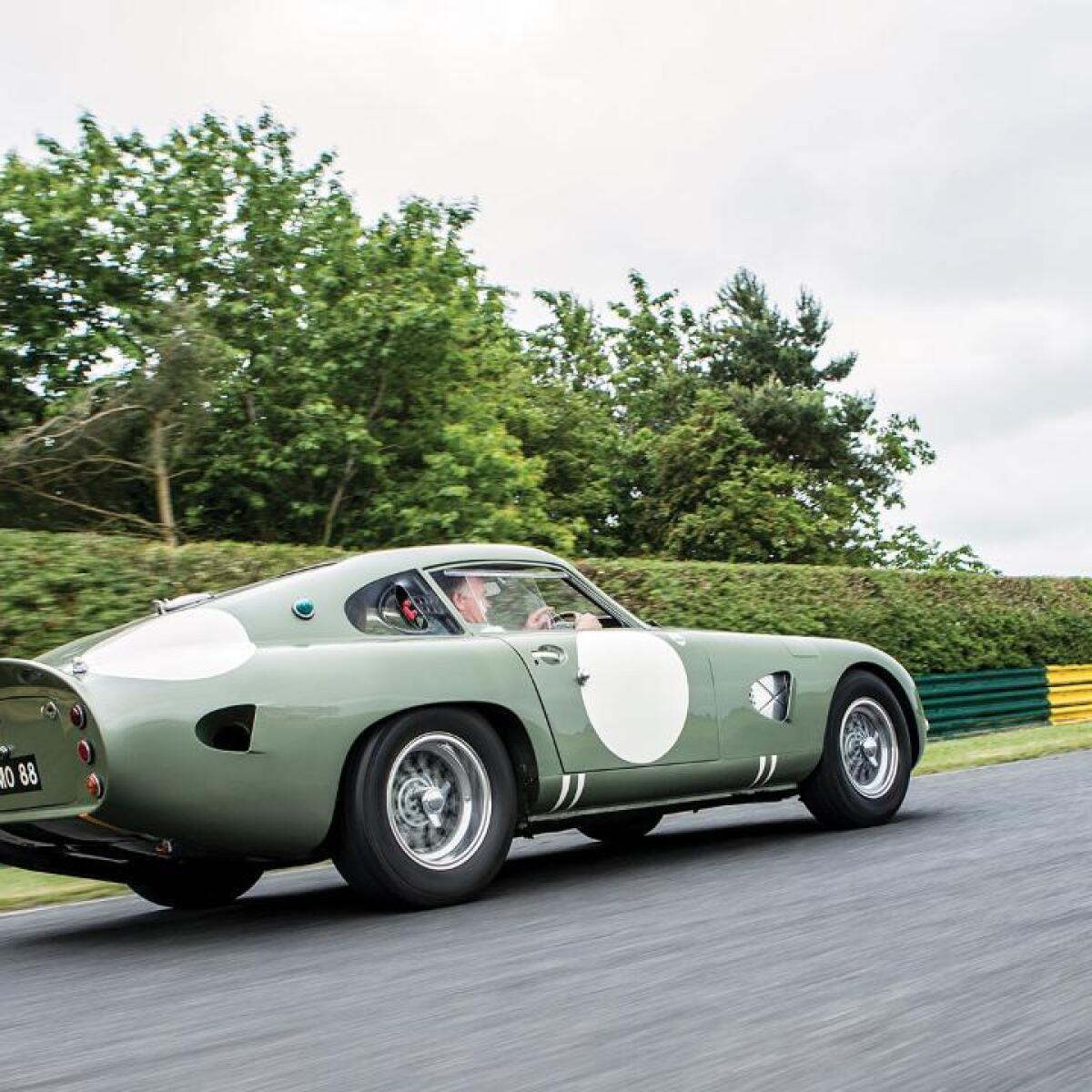 The Aston Martin That Broke 300KPH