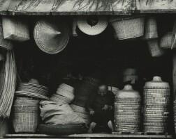 12. 邱良 | 竹織專門店(香港仔,1964)
