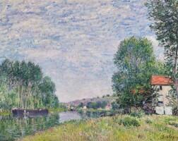 7. Alfred Sisley