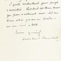 34. Churchill, Sir Winston
