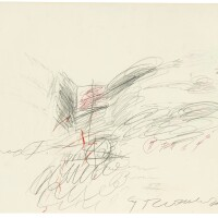 6. Cy Twombly