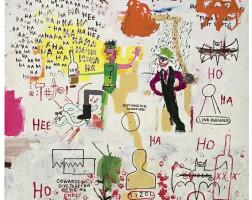 44. Jean-Michel Basquiat