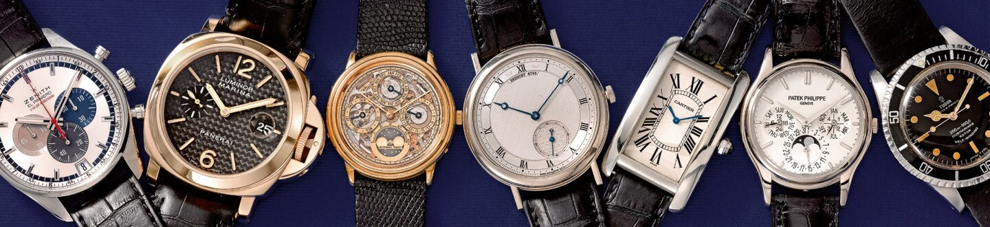 Watch Auctions - Luxury Watches & Timepieces | Sotheby's