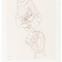 97. Georg Baselitz — Antonin Artaud