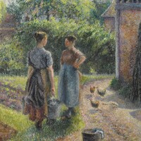 36. Camille Pissarro