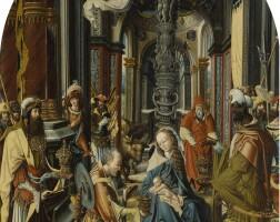 3. antwerp school, circa 1525