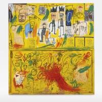 10. Jean-Michel Basquiat