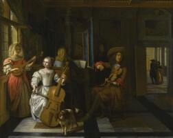 23. Pieter de Hooch