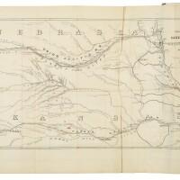 24. [davies, henry eugene, general]. 'ten days on the plains'. new york: crocker & co., [ca. 1872]