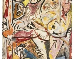 27. Jackson Pollock