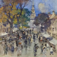 4. james watterston herald | a street fair