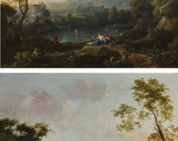 24. Jan Frans van Bloemen, called l'Orizzonte