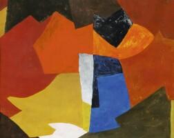 134. serge poliakoff | composition abstraite