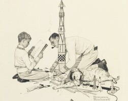 44. Norman Rockwell