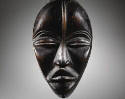 7. masque, dan, côte d'ivoire |