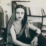 Amrita Sher-Gil Artist Portrait