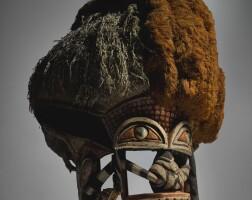 15. mask for malagan, new ireland