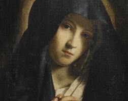 29. follower ofgiovanni battista salvi, called il sassoferrato | the virgin in prayer