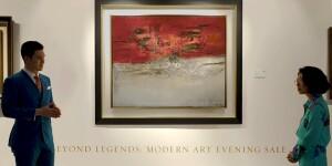 Hong Kong Spring Fine Art Sales | A Virtual Exhibition Tour