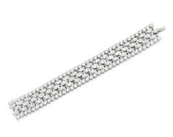 294. 鑽石手鏈, 格拉芙(graff)