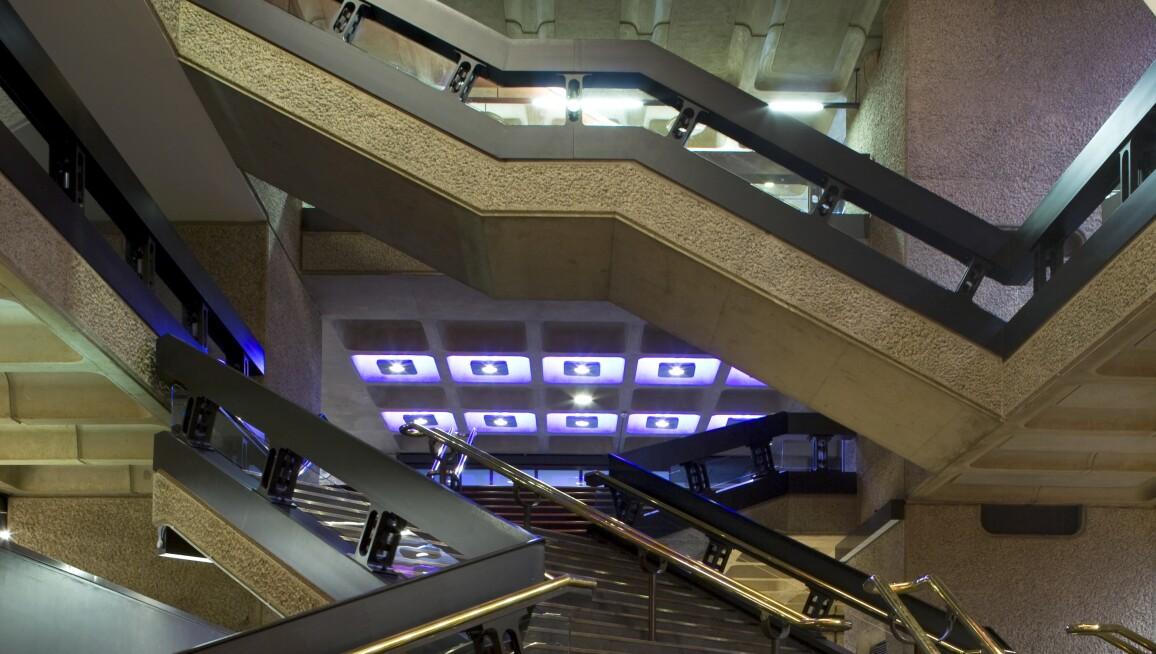 Foyer, Barbican Centre