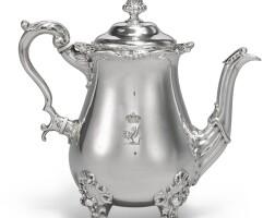 135. a william iv silver argyle, paul storr for storr & mortimer, london, 1832 |