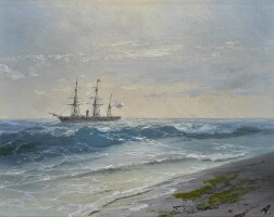 4. Ivan Konstantinovich Aivazovsky
