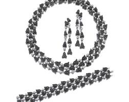 21. 鑽石「blue bell」首飾套裝, 格拉芙(graff)