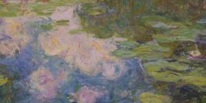 紐約蘇富比五月隆重呈獻莫內巨幅睡蓮畫