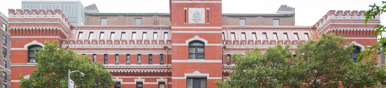 Exterior View, Park Avenue Armory