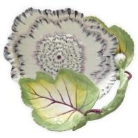 13. a chelsea porcelain peony dish circa 1755