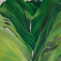 10. Georgia O'Keeffe